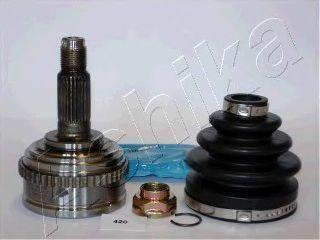 Шарнирный комплект, приводной вал ASHIKA 6204420
