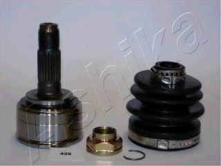 Шарнирный комплект, приводной вал ASHIKA 6204426