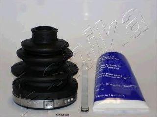 Пыльник ШРУС ASHIKA 63-00-022
