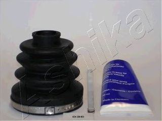 Комплект пылника, приводной вал ASHIKA 6300036