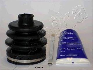 Комплект пылника, приводной вал ASHIKA 6300043