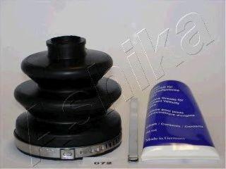 Комплект пылника, приводной вал ASHIKA 6300072