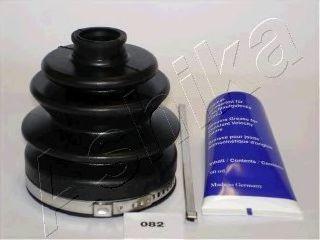 Комплект пылника, приводной вал ASHIKA 6300082