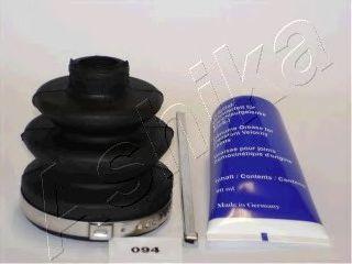 Комплект пылника, приводной вал ASHIKA 6300094