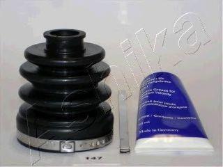 Комплект пылника, приводной вал ASHIKA 6301147