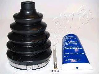 Комплект пылника, приводной вал ASHIKA 6302234