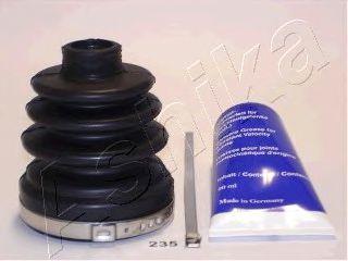 Комплект пылника, приводной вал ASHIKA 6302235