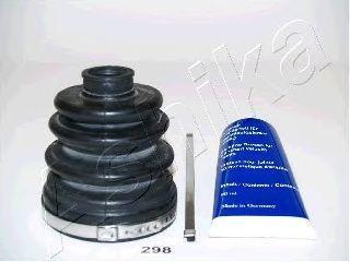 Комплект пылника, приводной вал ASHIKA 6302298