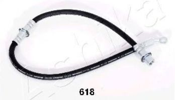Кронштейн, тормозный шланг ASHIKA 6906618