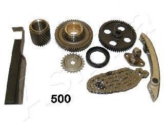 Комплект цели привода распредвала ASHIKA KCK500