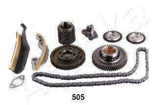 Комплект цели привода распредвала ASHIKA KCK505