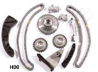 Комплект цели привода распредвала ASHIKA KCKH00