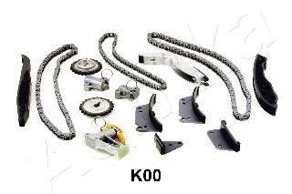 Ремкомплект цепи ГРМ ASHIKA KCKK00