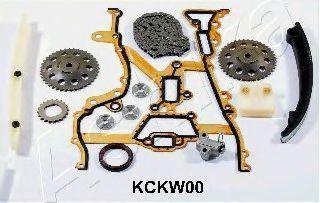 Ремкомплект цепи ГРМ ASHIKA KCKW00