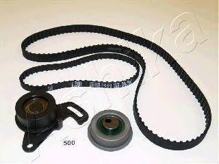 Комплект ремня ГРМ ASHIKA KCT500