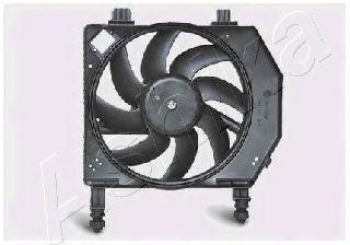 Вентилятор, охлаждение двигателя ASHIKA VNT051651