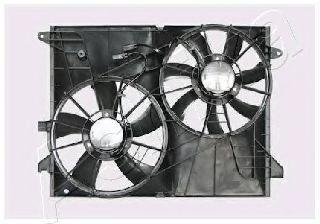 Вентилятор, охлаждение двигателя ASHIKA VNT312010