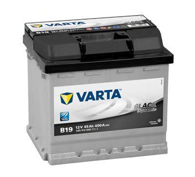Аккумулятор 45Ач Black Dynamic VARTA 545 412 040 3122