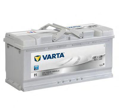 Аккумулятор 110Ач Silver Dynamic VARTA 610 402 092 3162