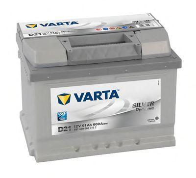Изображение Аккумулятор 61Ач Silver Dynamic VARTA 5614000603162: цена