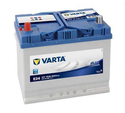 Аккумулятор 70Ач Blue Dynamic VARTA 570 413 063 3132