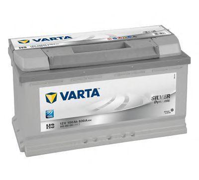 Аккумулятор 100Ач Silver Dynamic VARTA 6004020833162