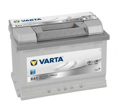 Аккумулятор 77Ач Silver Dynamic VARTA 577 400 078 3162