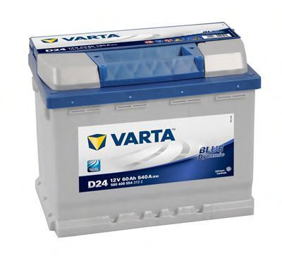 Аккумулятор 60Ач Blue Dynamic VARTA 560 408 054 3132