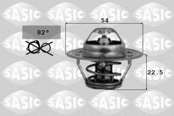 Термостат SASIC 4000358