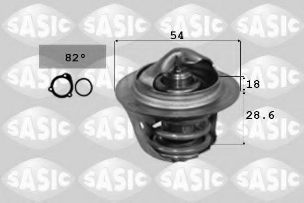 Термостат SASIC 3306091
