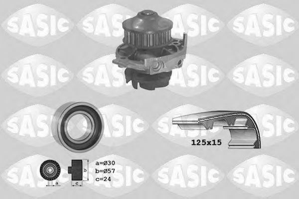 Насос водяной ролик ремень SASIC 3906018