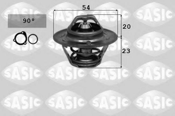Термостат SASIC 3306093