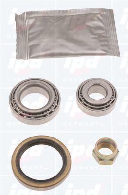 Комплект подшипника ступицы колеса IPD 301522