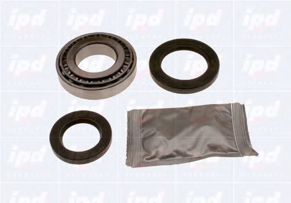 Комплект подшипника ступицы колеса IPD 301540