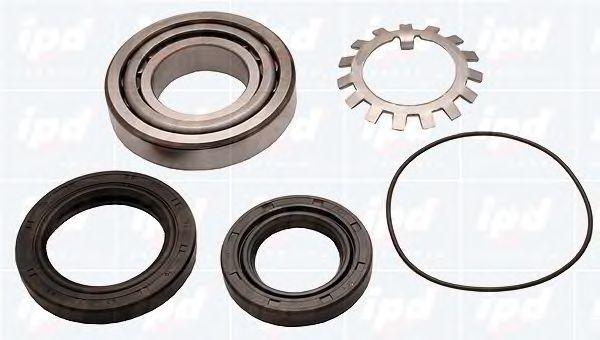 Комплект подшипника ступицы колеса IPD 301570