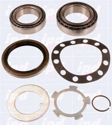 Комплект подшипника ступицы колеса IPD 301803