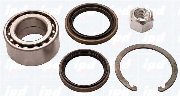 Комплект подшипника ступицы колеса IPD 301909