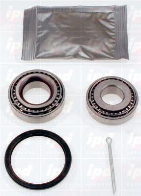 Комплект подшипника ступицы колеса IPD 303021