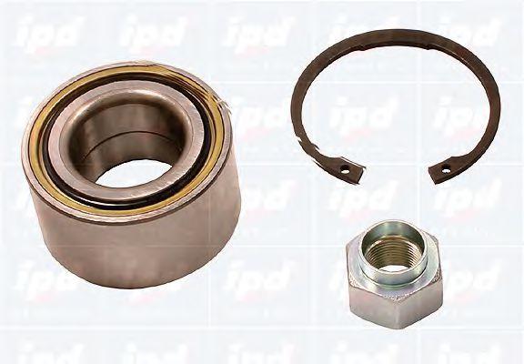 Комплект подшипника ступицы колеса IPD 304483