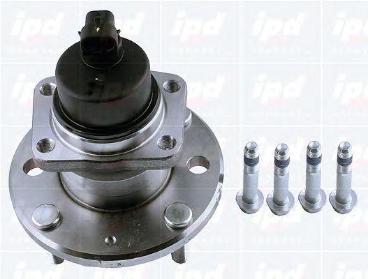 Комплект подшипника ступицы колеса IPD 304496