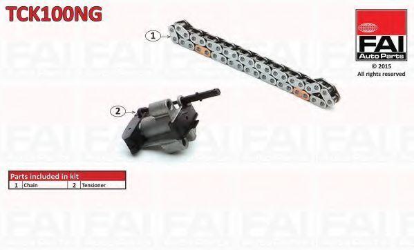 Комплект цели привода распредвала FAI TCK100NG