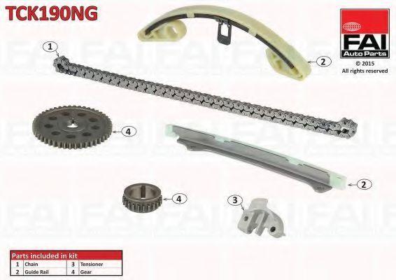 Комплект цели привода распредвала FAI TCK190NG