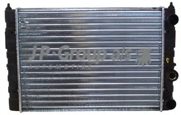 Купить Радиатор охлаждения двигателя JP GROUP 1114200700