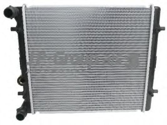 Купить Радиатор охлаждения двигателя JP GROUP 1114201100
