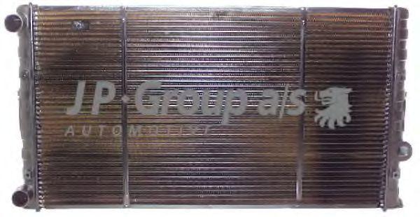 Купить Радиатор охлаждения JP GROUP 1114203300
