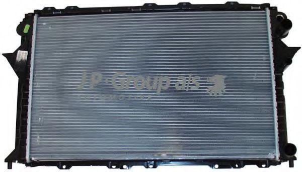 Купить Радиатор охлаждения двигателя JP GROUP 1114204000