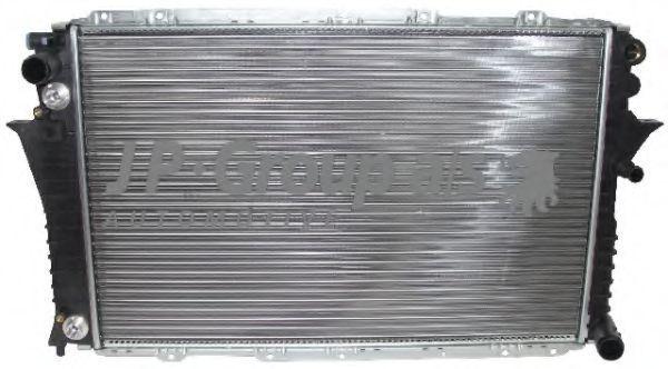 Радиатор охлаждения JP GROUP 1114204500