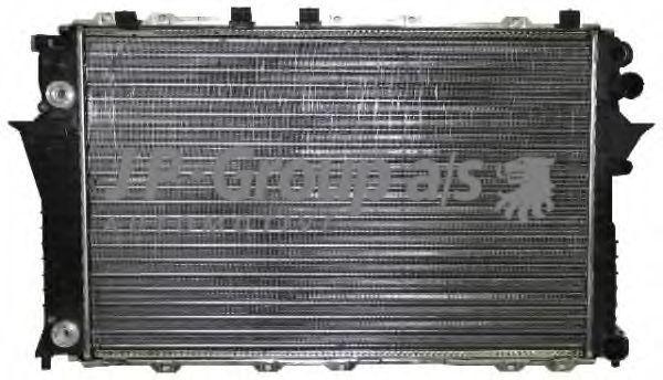 Купить Радиатор охлаждения двигателя JP GROUP 1114205100