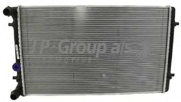 Радиатор охлаждения JP GROUP 1114205500