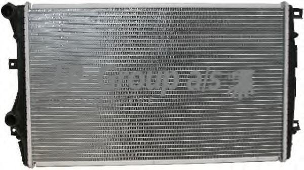 Купить Радиатор охлаждения JP GROUP 1114206100